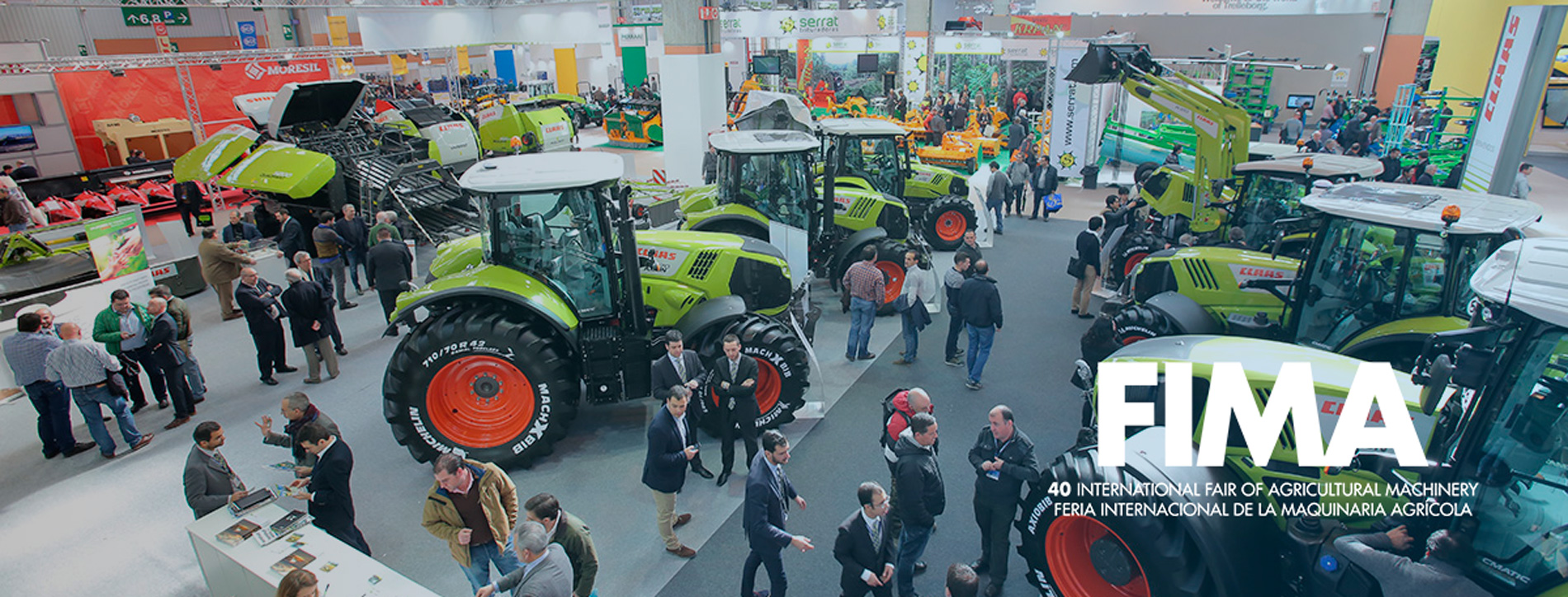 International Fair of Agricultural Machinery 2018